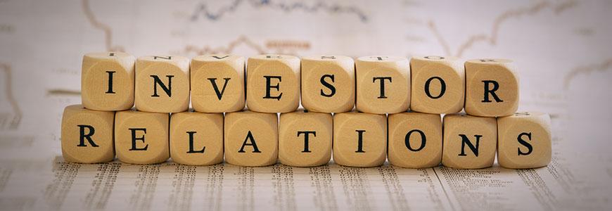 Investor Realtion